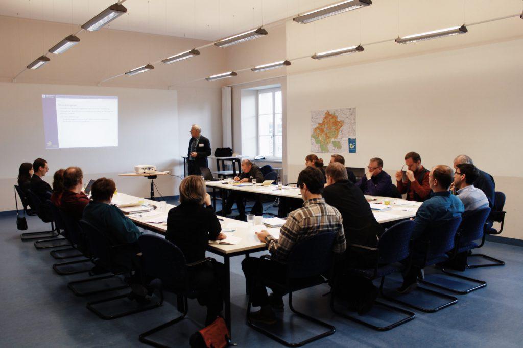 Regionsinterne Workshops- MittelThüringen (Quelle: HCU)